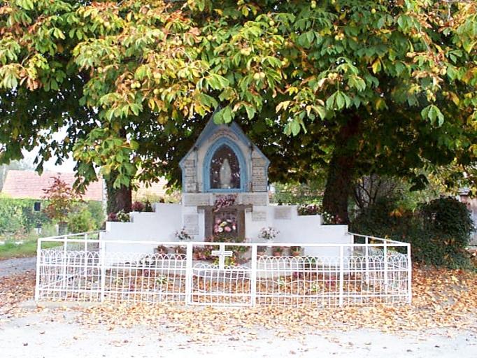 Oratoire, 2 rue des Aulnays, Vildé Bidon (Roz-Landrieux)