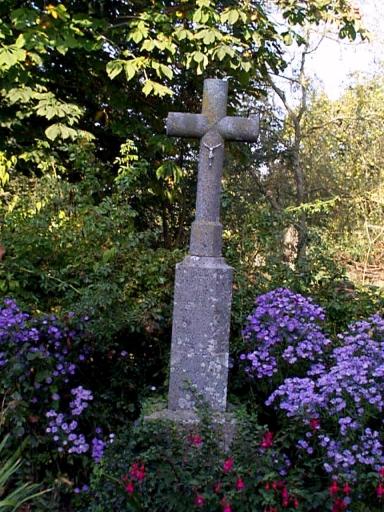 Croix de chemin, la Rochelle (Roz-Landrieux)