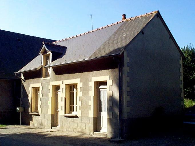 Ferme, 3 rue des Marais, le Bas Bourg (Roz-Landrieux)