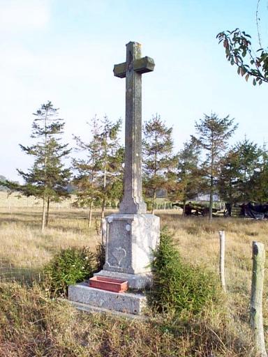 Croix de chemin, près du Grand Mongu (Roz-Landrieux)