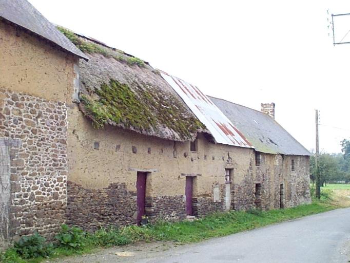 Ferme, rue des Aulnays, Vildé Bidon (Roz-Landrieux)