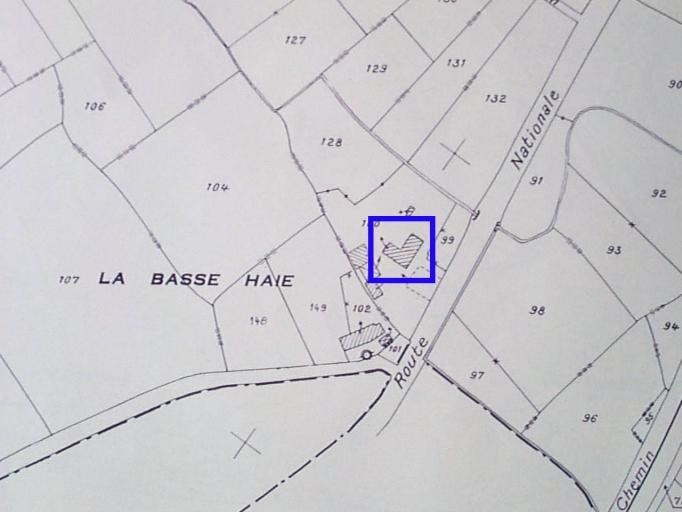 Ferme, la Basse Haie (Roz-Landrieux)