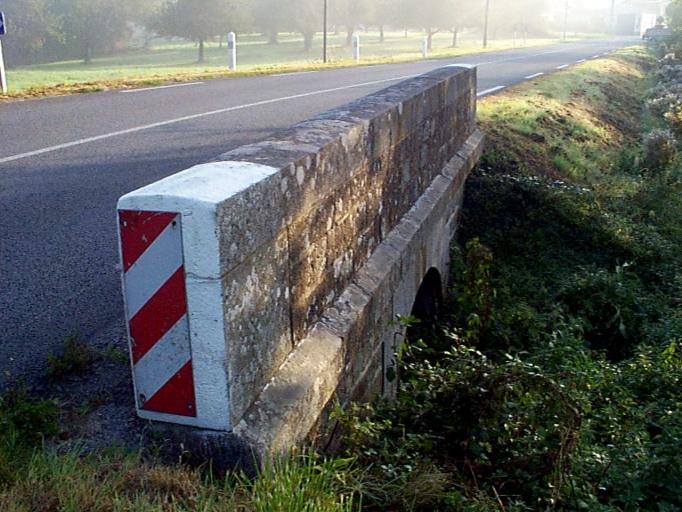 Pont, la Vildé Bidon (Roz-Landrieux)