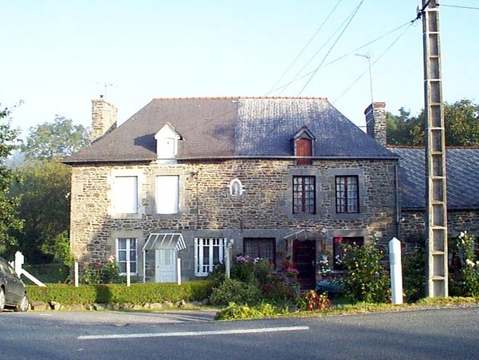 Maison, 34, 36 rue Grande Rue, Vildé Bidon (Roz-Landrieux)