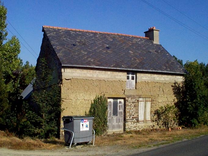 Ferme, la Fontaine (Roz-Landrieux)
