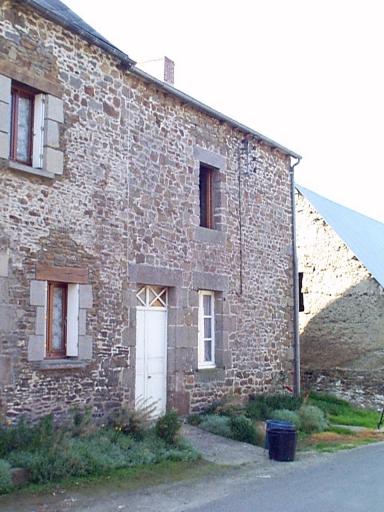 Maison, 7 rue des Demoiselles, Vildé Bidon (Roz-Landrieux)