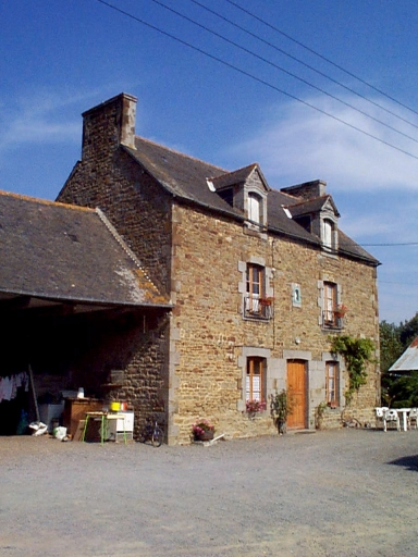 Ferme, la Petite Rivière (Roz-Landrieux)