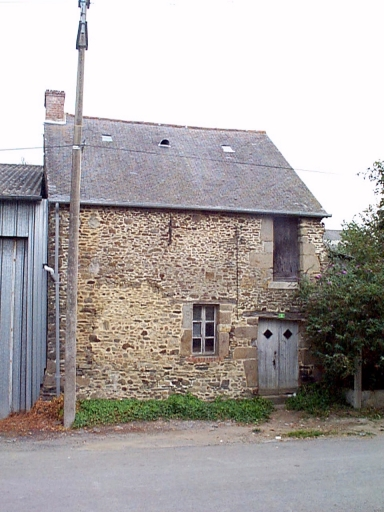 Maison, 8 rue des Demoiselles, Vildé Bidon (Roz-Landrieux)