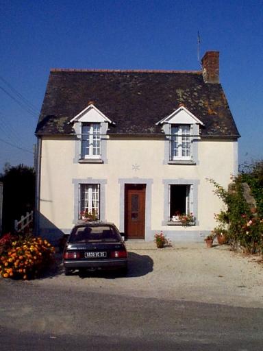 Maison, la Haute Folie (Roz-Landrieux)