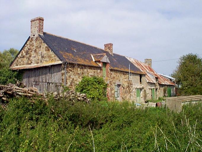 Ferme, la Ville Boutier (Mont-Dol)