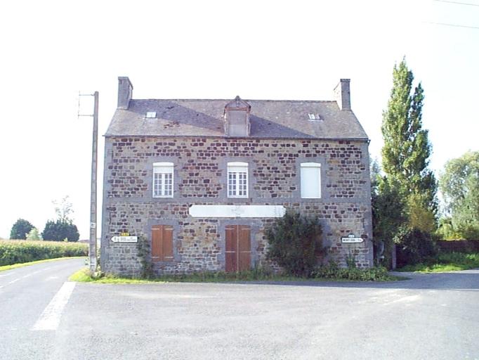 Maison, la Croix aux Herbes (Mont-Dol)