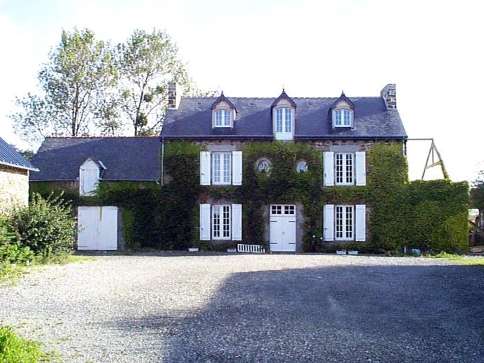 Ferme, la Fauvelière (Mont-Dol)