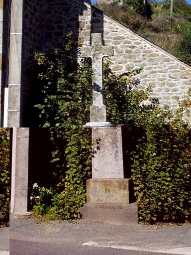 Croix de chemin, le Croisé Join (Mont-Dol)