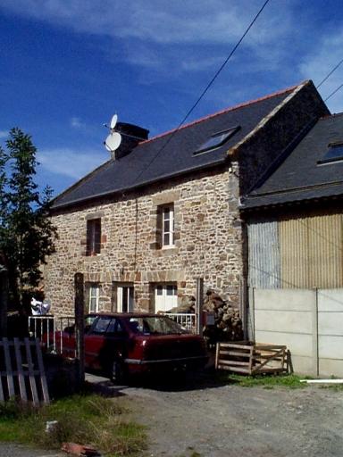 Maison, le Cours (Mont-Dol)