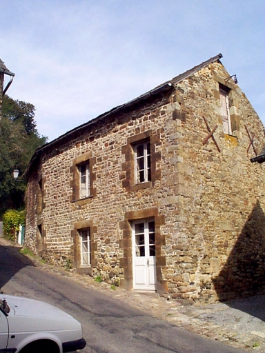 Maison, route du Tertre (Mont-Dol)