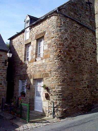 Maison, la route du Tertre (Mont-Dol)