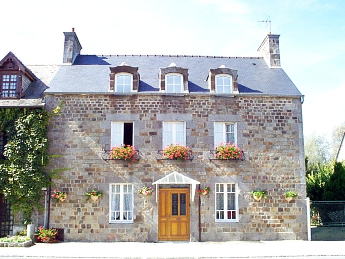 Maison, le Grand Croisé (Mont-Dol)