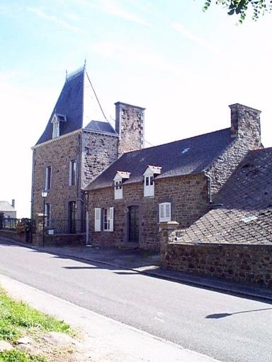 Maison, R.D. n° 155 au Mont-Dol (Mont-Dol) ; Maison, R.D. n° 155 au Mont-Dol