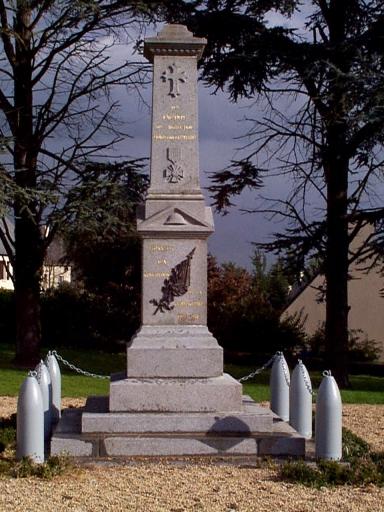 Monument aux morts (Mont-Dol)