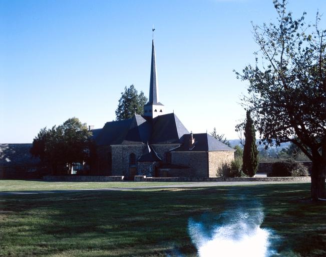 Église paroissiale Saint-Joseph (La Chapelle-Bouëxic)
