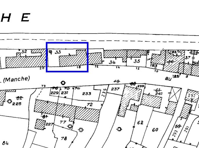 Maison, 18 route départementale 797, la Larronnière (Cherrueix)