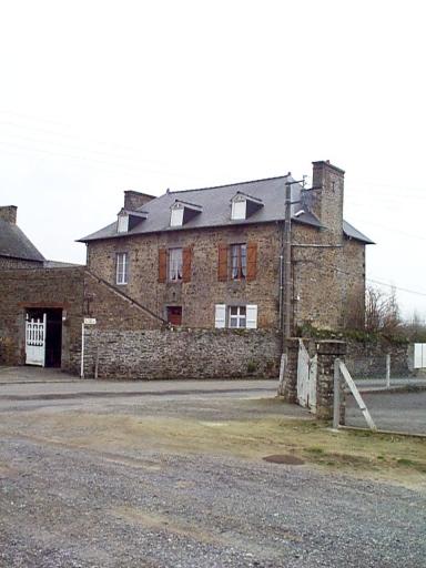 École primaire de filles, 4,5 place de l'Eglise (Baguer-Pican)