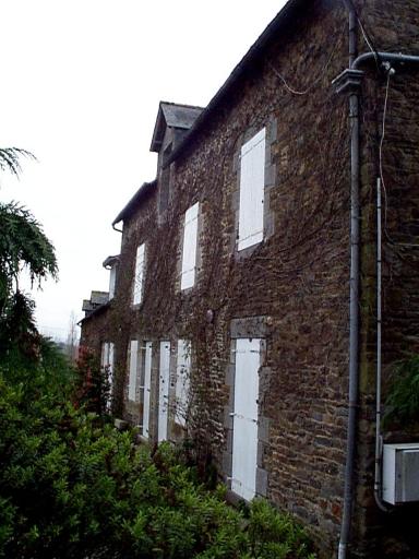 Ferme, 6 place de l'Eglise (Baguer-Pican)