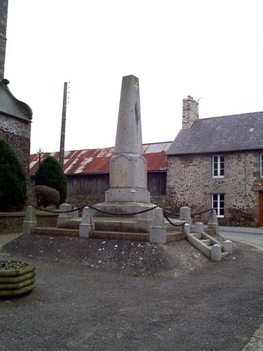 Monument aux morts (Baguer-Pican)