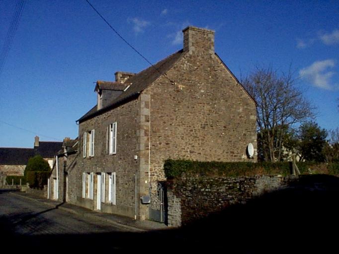 Maison, 7 rue de l'Eglise (Baguer-Pican)