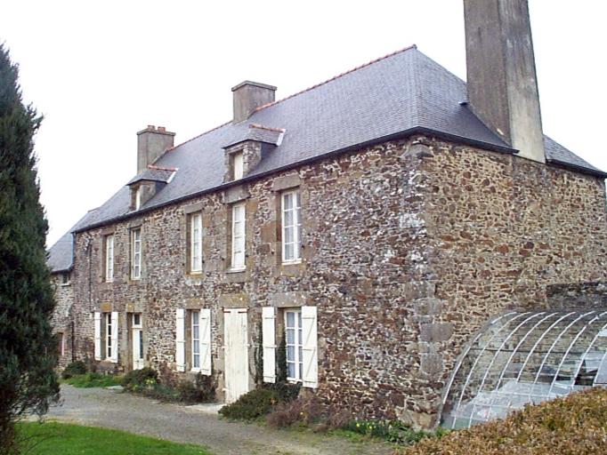 Maison, 5 rue de l'Eglise (Baguer-Pican)