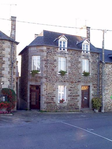 Maison, 4 rue du Calvaire (Epiniac)