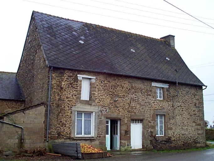 Maison, la Pommerais (Epiniac)