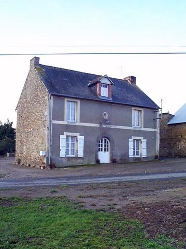 Maison, la Grivais (Epiniac)