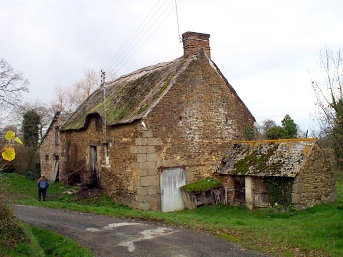 Moulin à eau, Moulin de Corbonnais (Epiniac)
