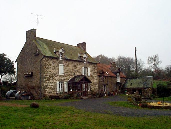 Ferme, la Higourdais (Epiniac) ; Manoir, la Higourdais (Epiniac)