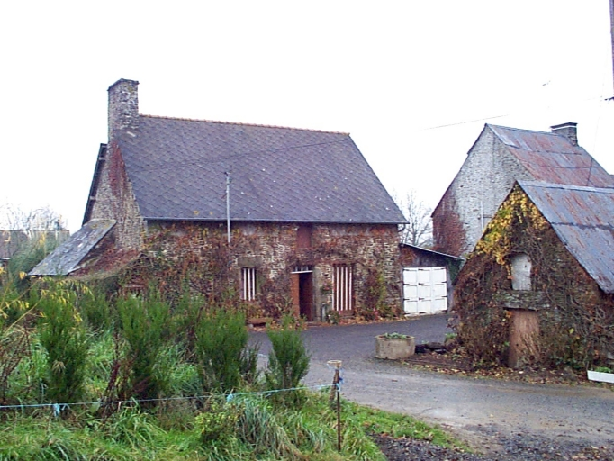 Ferme, la Ville Jean (Epiniac)