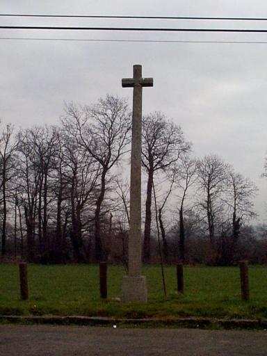 Croix de chemin, le Coucou (Epiniac)