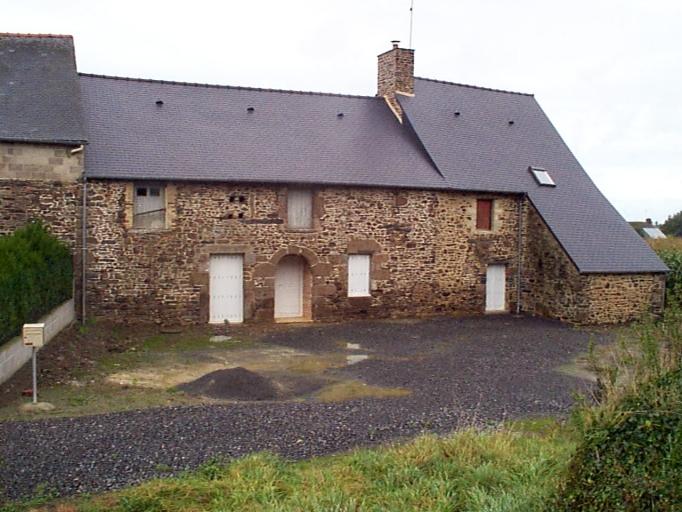Maison, la Corbinais (Baguer-Pican)