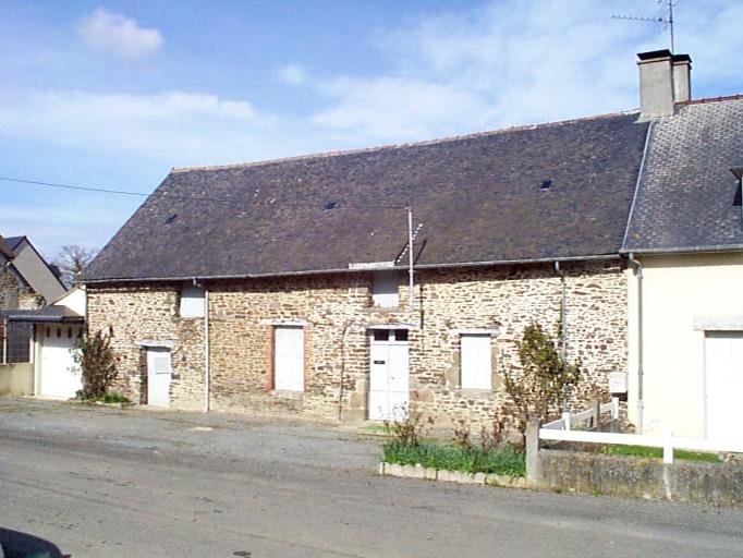 Ferme, Chemin rural n°6 dit de Quercourt (Dol-de-Bretagne)