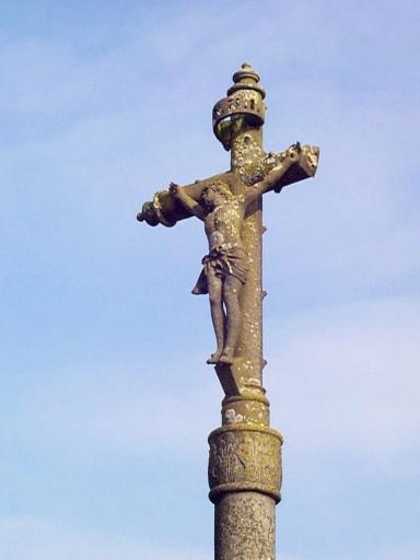 Croix de cimetière, Carfantin (Dol-de-Bretagne)