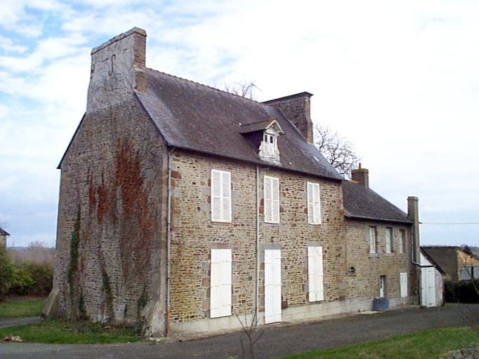 Maison de directeur, dite La Haute Folie, 44 rue de Rennes (Dol-de-Bretagne)