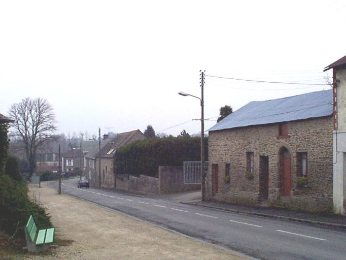 Secteur périphérique sud-est (Dol-de-Bretagne) ; Les secteurs urbains sur la commune de Dol-de-Bretagne
