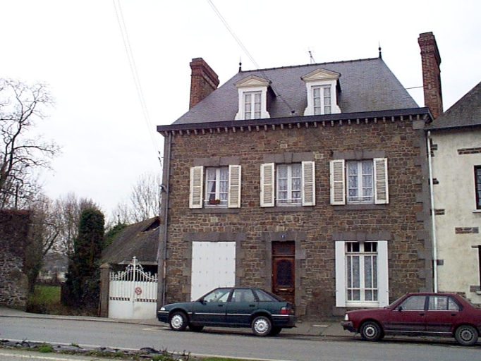 Maison, 8 boulevard Deminiac (Dol-de-Bretagne)