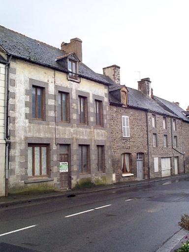 Maison, 43 rue Yves Estève (Dol-de-Bretagne) ; Maison, 45 rue Yves Estève (Dol-de-Bretagne)