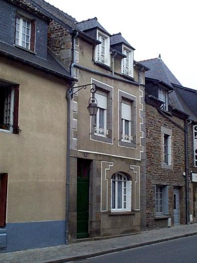 Maison, 15 rue des Carmes (Dol-de-Bretagne)