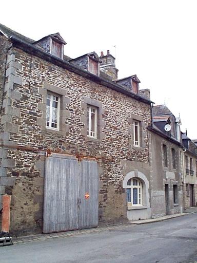 Maison, 2 impasse des Bas-Celliers (Dol-de-Bretagne)