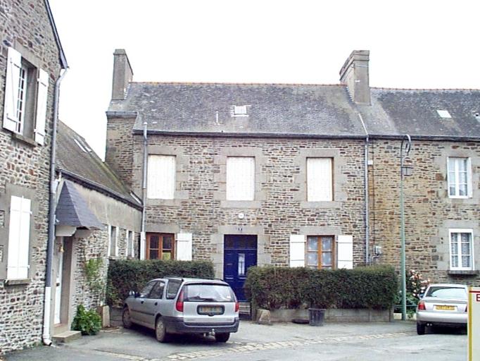 Maison, 3 impasse des Bas-Celliers (Dol-de-Bretagne)