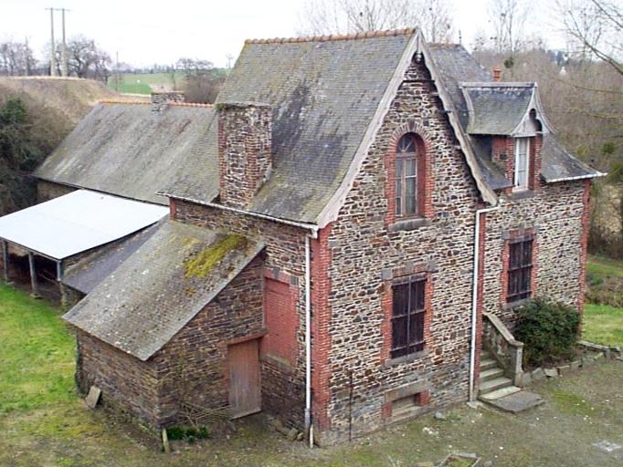 Maison, 53 rue Pierre Sémard, les Vallées (Dol-de-Bretagne)