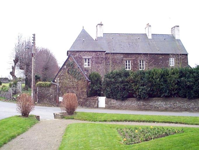 Manoir, dit de l'Angélus, 4 rue Félix Poirier, Carfantin (Dol-de-Bretagne)