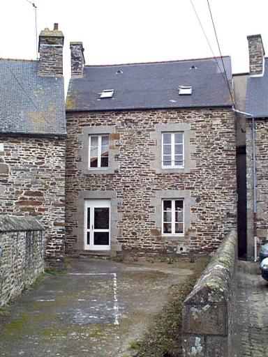 Maison, 1 place Saint-Samson, Carfantin (Dol-de-Bretagne)